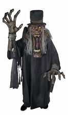 Halloween CREATURE REACHER SHADY SLIM ADULT MEN Costume With Mask Haunted House