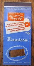 KNOTHOLE: DENNISON CO. (DRUMMONDVILLE, QUEBEC)-KH-N22