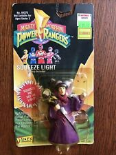1994 Janex Mighty Morphin Power Rangers Squeeze Light - Rita Repulsa - NEW