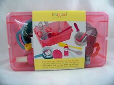 Battat Cookware Cooking and Baking Pretend Play Set 21 Pc BPA Free