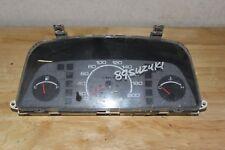 Suzuki Speedo Cluster 1989 Unknown Details Tachometre Manual Auto 238 000