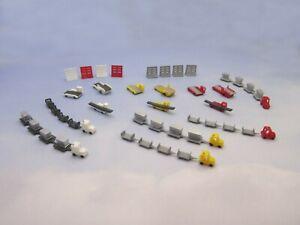 Flughafenzubehör GSE / Fahrzeuge im Maßstab 1:500 *handgemalt* !KEIN Herpa!