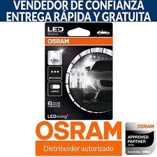 Bombillas LED Coche OSRAM W5W LEDriving 6000K - Blanco Frío (Doble)