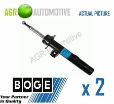 2 x BOGE FRONT SHOCKERS PAIR STRUTS SHOCK ABSORBERS GENUINE OE QUALITY 32.L35.A