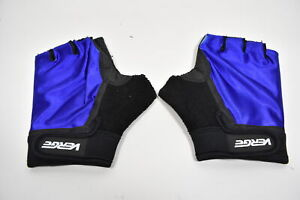 Verge Men's Small Cycling Gloves Royal Blue