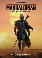 STAR WARS: THE MANDALORIAN ART & IMAGERY COLLECTORS EDITION VOL #1 HARDCOVER HC