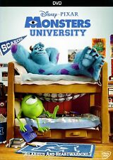 3 CENT DVD - Disney's Monsters University . . . *FREE Shipping on any 4 DVDs*