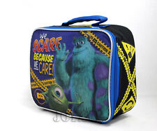 Disney Monsters Inc. Monster University Insulated Lunch Bag Box