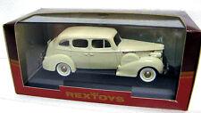 Rextoys 1940 Packard Super Eight 8 Beige Diecast 1/43 Rare Cream