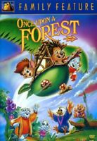 Once Upon a Forest [New DVD] Sensormatic