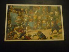 LOUIS WAIN POSTCARD, T.S.N.Serie 324 No 1, DOGS