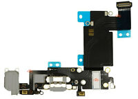 Black Charging Port Dock Connector Flex Cable Replacement For IPhone 6S Plus