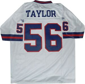 Lawrence Taylor New York Giants Premier Throwback Reebok 7221A Jersey New tags