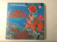 Curtis Mayfield-Sweet Exorcist Vinyl LP 1974