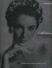 The Collection of Elizabeth Taylor IV (4): Fashion & Accesories (sessions 2, 3 &