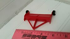 1/64 standi toys red 6 row corn stalk chopper farm toy free shipping ertl