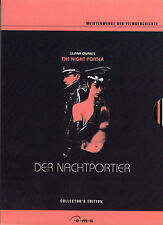 The Night Porter , 100% uncut , special Collector's Edition , DVD Region2