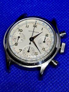 Wittnauer Vintage Valjoux 72 Chronograph