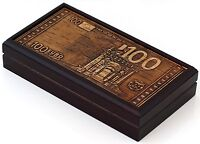Hand-Crafted Solid Wood BIRCH Display Base for NGC-Slabbed Coin