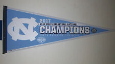 2017 North Carolina Tarheels NCAA Mens Basketball National Champions Pennant
