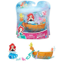 Disney Princess Little Kingdom Ariel's Floating Dream Boat 4+ yrs