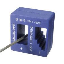 Magnetizer Demagnetizer Box Screwdriver Tips Screw Bits Magnetic Tool
