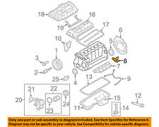 BMW OEM 06-15 Z4-Engine Crankshaft Crank Position Sensor CPS 13627525015