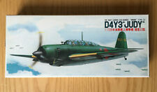 FUJIMI NAVY CARRIER DIVE BOMBER SUISEI TYPE 33 D4Y3 JUDY 7A-C6500  SCALE 1:72