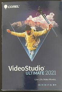 NEW Corel VideoStudio 2021 Ultimate WORTH £90 | Video & Movie Editing Software