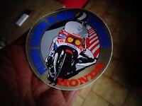 HU AVERTISSEUR TROMPE TROMPETTE DE MOTO MOTOCYCLE 66MM 12V