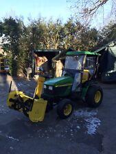 John Deere 4110 hst tractor 4x4 diesel