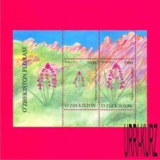 UZBEKISTAN 2011 Nature Flora Plants Flowers Mountains s-s Mi Bl.59(927-928) MNH