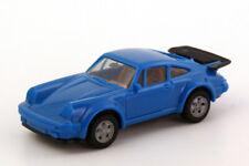 1:87 Porsche 930 Turbo Blue Blue Fuchs Wheels Ia Beige - herpa 2014