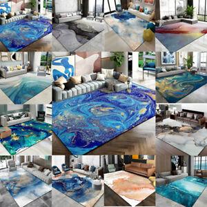 Modern Abstract Galaxy Non-slip Livingroom Kitchen Bathroom Floor Mat Rug Carpet