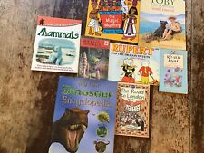 children books bundle home schooling Dinosaurs  stories young reading boys