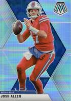 2020 Panini Mosaic Football Josh Allen Silver Buffalo Bills #26