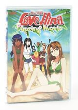 Love Hina Spring Movie DVD Bandai New H2