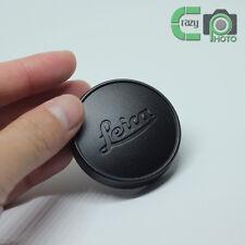 Black Leica39mm L39 E39 Front Metal Lens Cap Summicron Summaron Tinra 35/2 M50/2