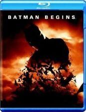 BATMAN BEGINS (Christian Bale, Liam Neeson) Blu-ray Disc OHNE FSK-Logo!!!