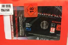 Metal Gear Solid V: the Phantom Pain -- Day One Edition Sony PlayStation 3, 2015