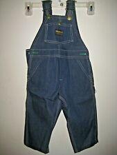 Vintage 70s Oshkosh BGosh Vestbak Denim Overalls Made In...