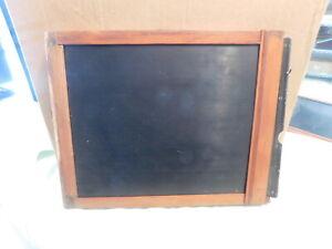 Ansco 8x10 Wood Cut Film Holder