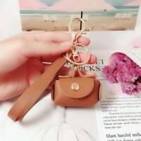 Women Key chain Bag Key ring Key Chain Mini Bag Handbag Charm Bag Accessory NEW