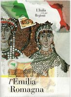 ITALIA -FOLDER 2004 - EMILIA ROMAGNA  - VALORE FACCIALE E 7,00 sconto 30%