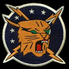 USAF 5th Fighter Interceptor Squadron Patch S-13