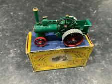 Matchbox Moko Lesney Y 1 Allchin Traction Engine BNoxed