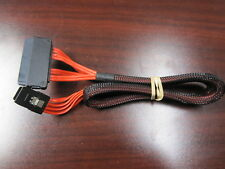 Internal SAS Cable mini-SAS SFF-8087 to 32pin SFF-8484 4-in-1 60cm