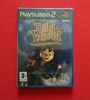 Billy The Wizard Rocket Broomstick Racing Sealed PS2 Game PAL UK Playstation 2