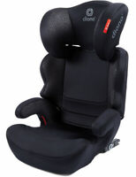 Diono Everett NXT Compact Lightweight Child Booster Car Seat Black 40-120 Lb NEW