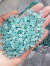 100g Blue Green Apatite Crystal Stone Natural Rough Mineral Specimen  2